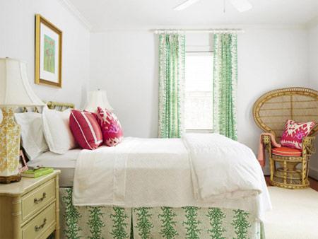 راه حل های تغییر رنگ اتاق خواب,تغییر رنگ اتاق خواب