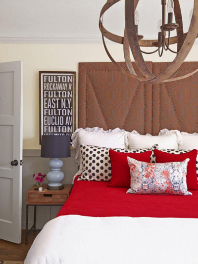 تغییر رنگ اتاق خواب, نحوه تغییر رنگ اتاق خواب