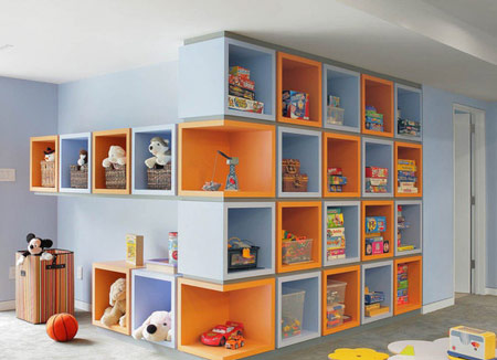 نحوه مرتب اتاق ک ن,روش نظم دادن به اتاق کودک