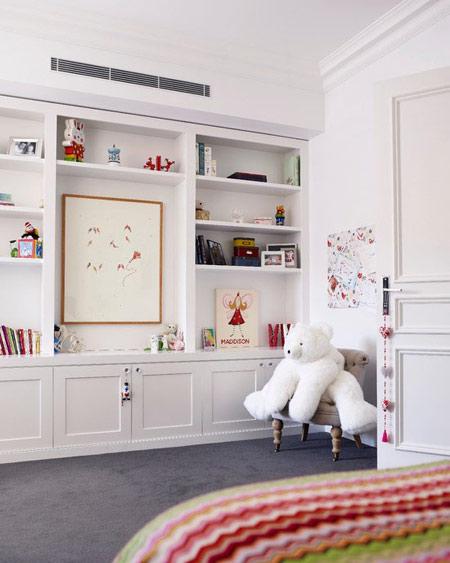 منظم اتاق کودک,نکاتی برای نظم دادن اتاق کودک
