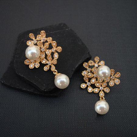 جدیدترین نیم ست های جواهر,جواهرات Magha Store