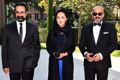 مدل لباس هنرمندان ایرانی در جشنواره ونیز,مدل لباس بازیگران ایرانی در جشنواره ونیز