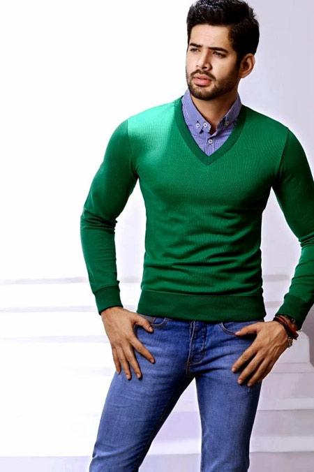 شیک ترین پلیور مردانه,لباس پاییزی مردانه