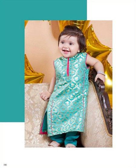 مدل پیراهن هندی دخترانه, جدیدترین مدل لباس دخترانه