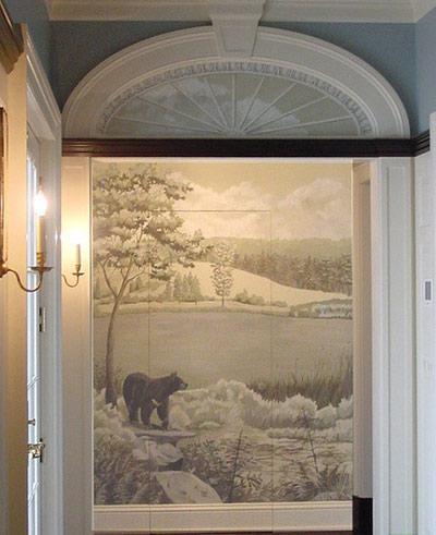 mo21769 مخفی کردن درب های اضافی در خانه