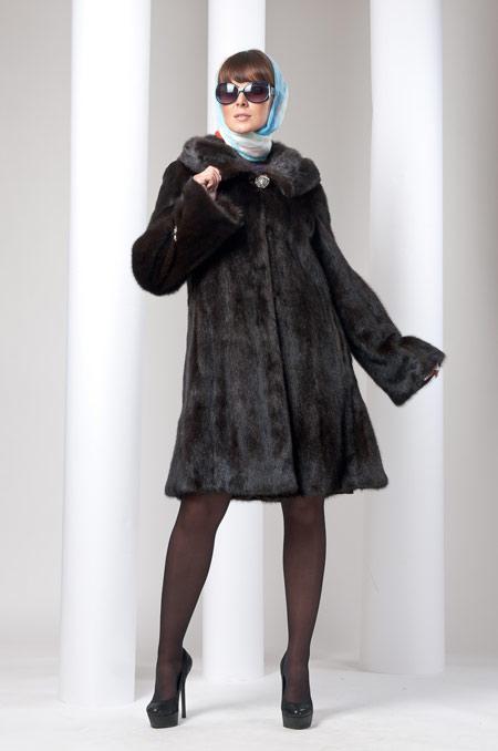 مدل پالتو کلاهدار, پالتو چرم زنانه