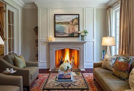 انتخاب یک فرش مناسب, دکوراسیون و چیدمان داخلی خانه