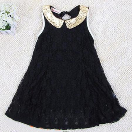 لباس مشکی محرم, مدل لباس مشکی محرم دخترانه