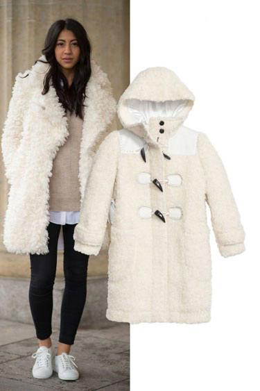 مدل پالتو و چکمه برند کوچ, مدل لباس پاییزی برند کوچ