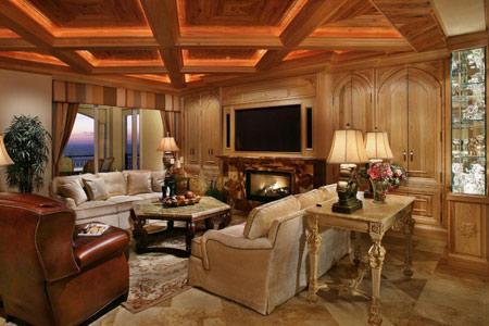 طراحی سقف خانه,طراحی و دکوراسیون خانه