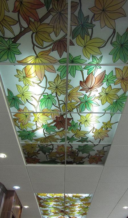 دکوراسیون سقف های کاذب,آشنایی با انواع سقف های کاذب
