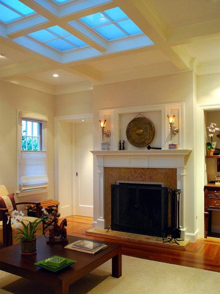 طراحی سقف های کاذب,طراحی سقف خانه