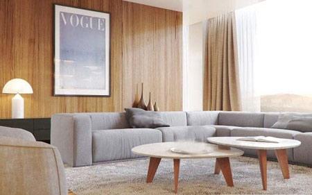 استفاده از چوب در دکوراسیون خانه,استفاده از چوب در خانه