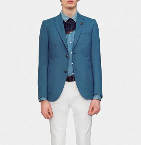 لباس مردانه گوچی برای پاییز 2015,جدیدترین لباس پاییزی