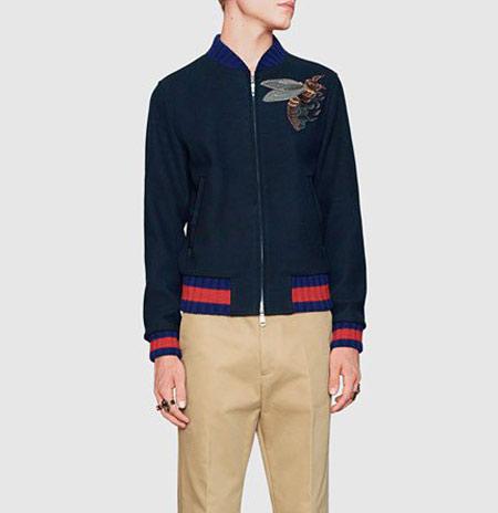 لباس پاییزی گوچی مردانه, مدل لباس پاییزی مردانه