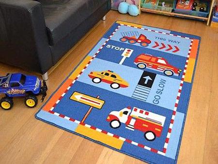 فرش بچه گانه,مدل فرش بچه گانه