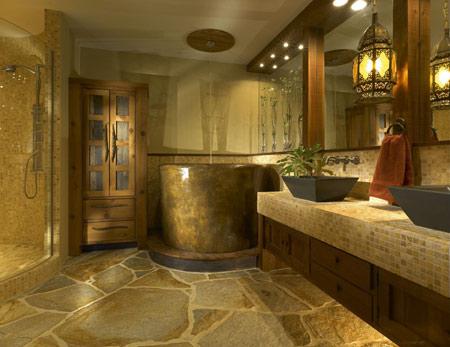 طراحی حمام و دستشویی,شیک ترین مدل حمام