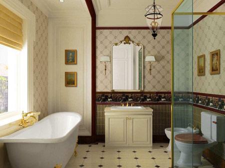 دکوراسیون حمام و سرویس بهداشتی, جدیدترین دکوراسیون سرویس بهداشتی