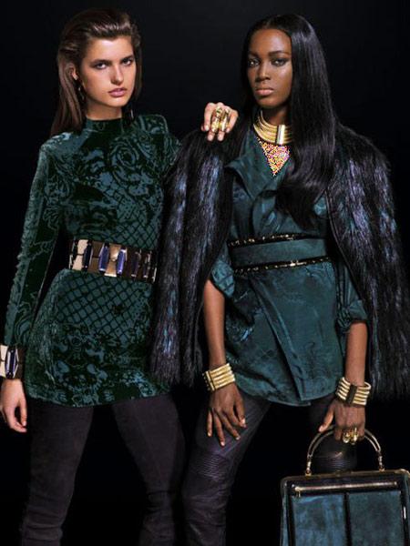 مدل کت و پالتو زنانه اچ اند ام, کلکسیون کت پاییزه اچ اند ام