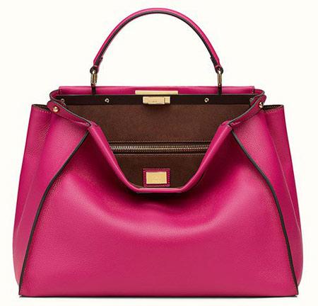 کیف های پاییزی برند Fendi,مدل کیف برند فندی