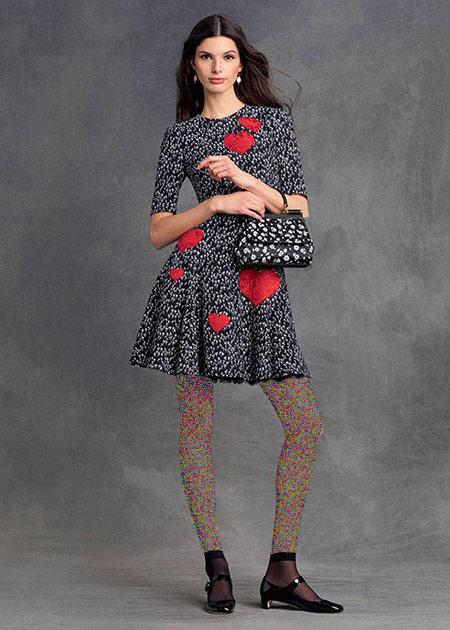 مجموعه لباس زنانه دی اند جی برای پاییز 2015
