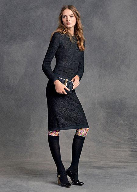 مدل لباس حریر زنانه دی اند جی, جدیدترین لباس های زنانه برند دی اند جی