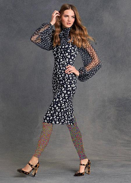 مدل بلوز و دامن زنانه,لباس های زنانه پاییزی