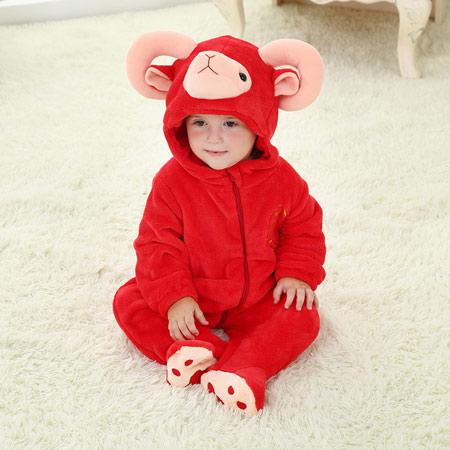 لباس های سرهمی بچه گانه, لباس سرهمی با طرح حیوانات
