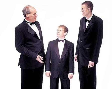 پوشش مردان قد بلند و لاغر,خوش تیپی مردان لاغر و قد بلند