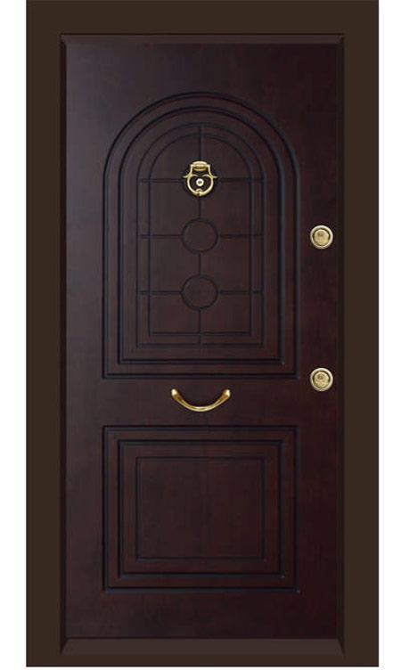 درب های ورودی خانه, مدل در ورودی خانه