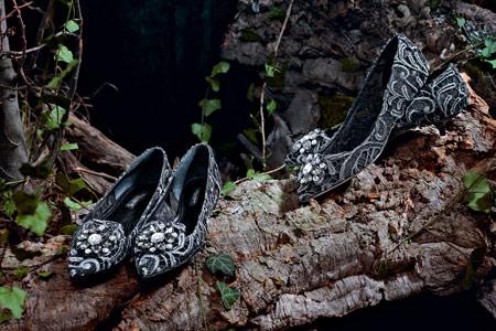 کفش زنانه زمستان 2016, کفش زمستانی برند دولچه و گابانا