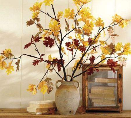 چیدمان گرم در فصل پاییز / چیدمان پاییزی فضای داخلی