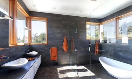 طراحی و دکوراسیون سرویس بهداشتی,دکوراسیون حمام و دستشویی