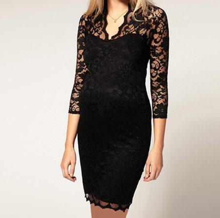 انتخاب رنگ لباس شب,نحوه انتخاب رنگ لباس شب