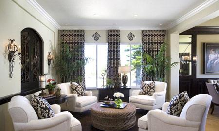 طراحی داخلی اتاق نشیمن, ایده هایی برای طراحی داخلی خانه