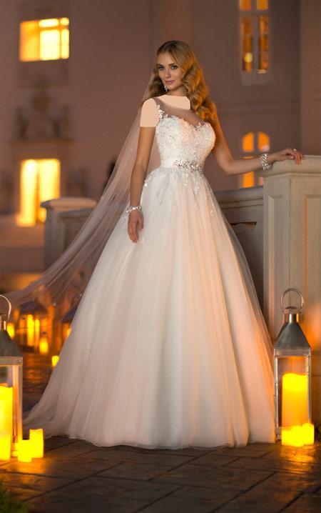 ویسگون لباس عروس 2016, ویسگون جدیدترین لباس های عروس