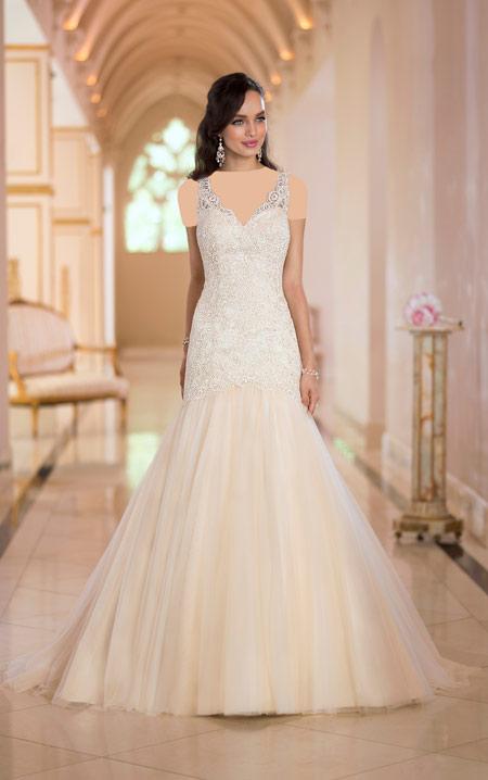 ویسگون لباس عروس,ویسگون لباس عروس های گیپوری