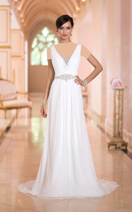 ویسگون مدل لباس عروس,ویسگون لباس عروس