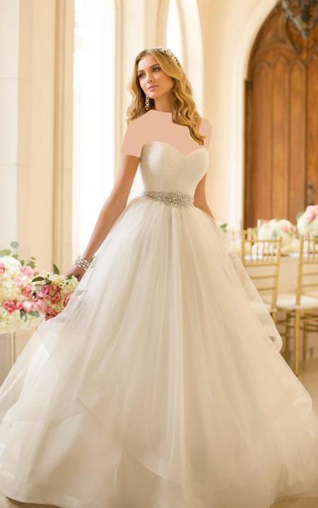 لباس های عروس 2016