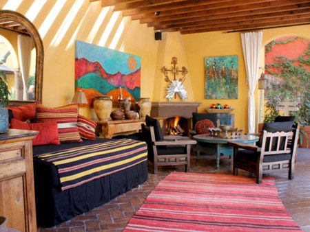 سبک مکزیکی خانه,آشنایی با سبک مکزیکی