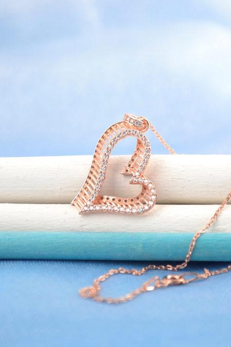 گردنبندهای شیک نگین دار, مدل گردنبند و گوشواره جواهر