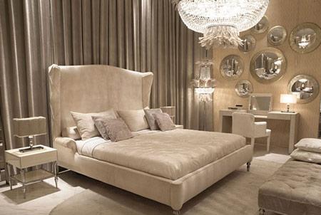 شیک ترین سرویس خواب های عروس95, مدل تخت های شیک اتاق خواب95