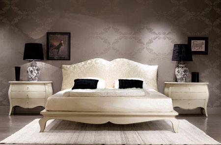 سرویس خواب عروس, مدل تخت خواب های عروس