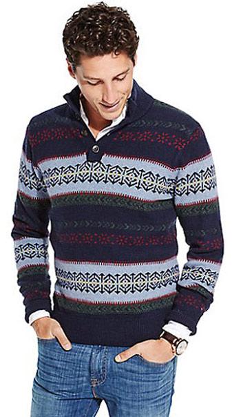 لباس زمستانی مردانه 95, لباس زمستانی برند تامی هیلفیگر 2016