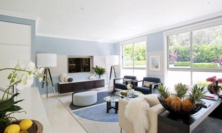 دکوراسیون آبی و صورتی,دکوراسیون خانه به رنگ سال 2016