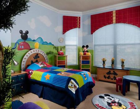 اتاق خواب های کودک,دکوراسیون اتاق خواب کودک