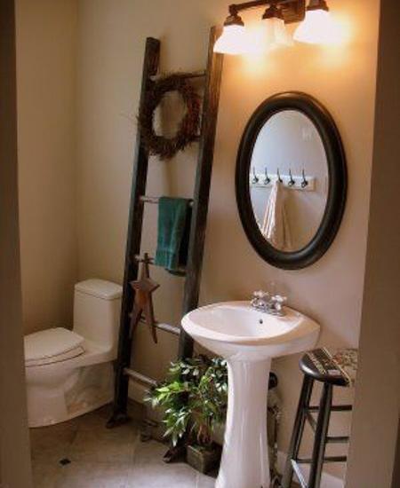 تزیین فضای سرویس بهداشتی, تزیین حمام و دستشویی