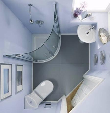 و سرویس بهداشتی های کوچک, ایده های های کوچک