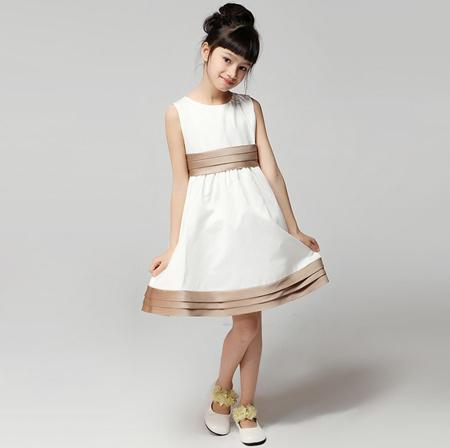 مدل هایی از لباس عروس برای دختر بچه و لباس مجلسی دخترانه از برند JX