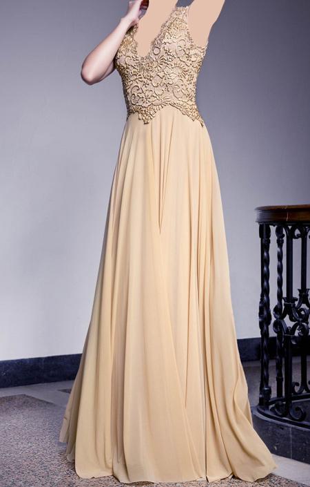 لباس مجلسی Baccio, لباس بلند مجلسی